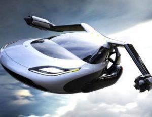 Uber şi NASA vor colabora pentru construirea unei maşini zburătoare