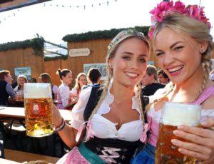 Oktoberfest 2017: Festivalul berii a început la Munchen, cu 600.000 de participanți în primul weekend