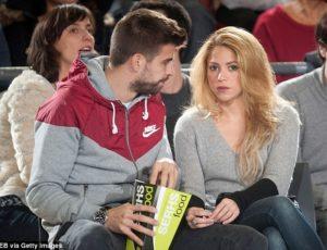 Shakira și Pique s-au certat în public într-un restaurant din Barcelona